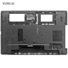 Новый чехол-накладка для Acer Aspire 5551 5251 5741z 5741ZG 5741 5741G 5742G, нижняя базовая Крышка для ноутбука AP0FO000700