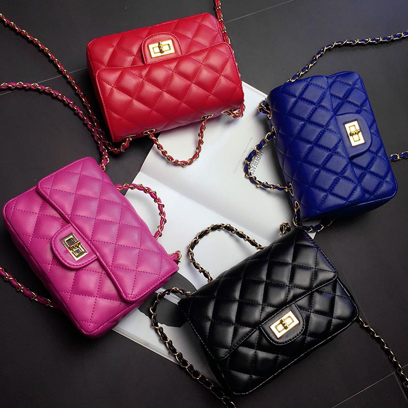 2018 Summer Mini Chain Bag Handbags Women Famous Brand Luxury Handbag Women Bag Designer Crossbody Bag For Women Purse Bolsas cool walker mini chain bag handbags women famous brand luxury handbag women bag designer crossbody bag for women purse bolsas