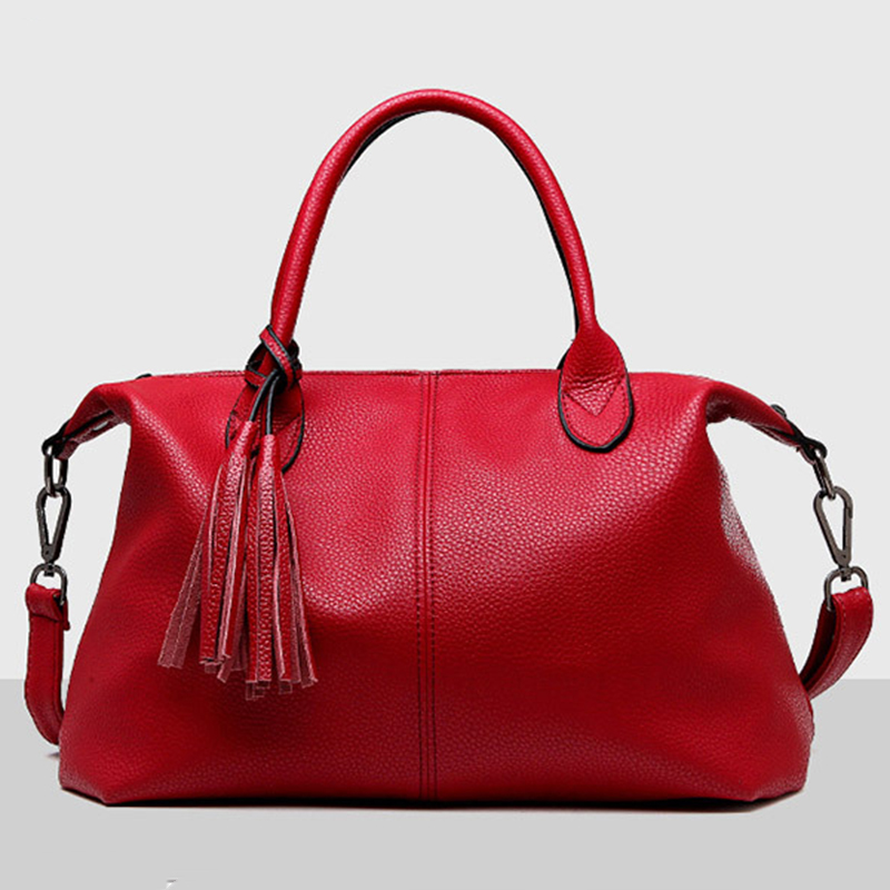 2016 Brand Women Handbag Luxury Genuine leather Cowhide Women Bag Large Messenger Bags for Women Tote bolsa Dollar price FR099 doodoo women bag genuine leather famous brand cowhide women messenger bags bolsa femininas luxury brand ladies hand bags t437
