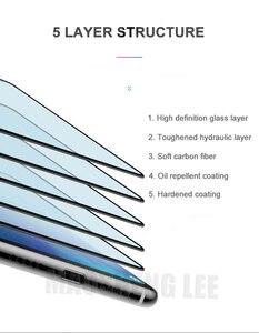 Image 5 - Закаленное стекло 9D для Oneplus 6, 6T, 5, 5T, 7, защита экрана с полным покрытием, закаленное стекло для oneplus 5t, 6t, защитная пленка