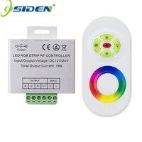OSIDEN DC 12 v-24 v Wireless RF Touch Panel Dimmer RGB Remote Controller 18A RGB Controller für 3528 5050 RGB LED Streifen Licht