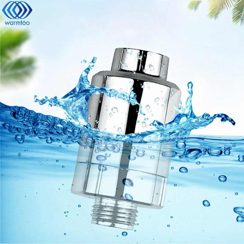 Water Purifier Output Universal Shower Filter Activated Carbon Household Kitchen Faucets Purification Home Bathroom