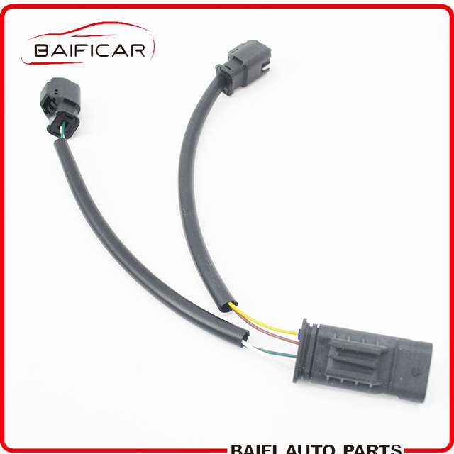 Wondrous Baificar Brand New Thermostat Housing Wire Harness Connector Wiring Cloud Usnesfoxcilixyz