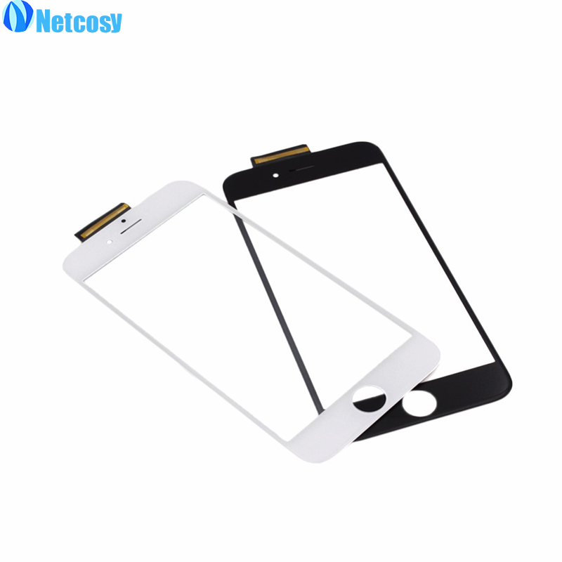 Netcosy Touchscreen Panel Glass For iphone6s Touch Screen Digitizer Display Lens For iph ...