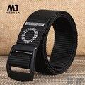 2017 canvas pin buckle belt unisex military belt army tactical fashion belt mens top quality men strap