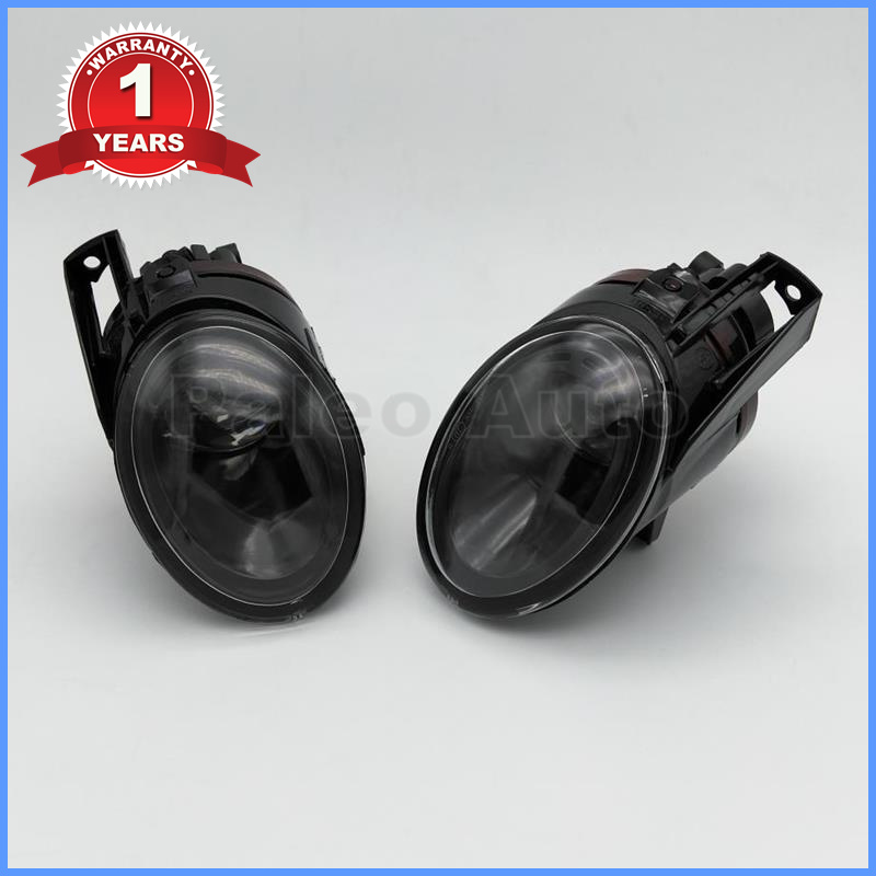 2pcs For VW Passat B6 2006 2007 2008 2009 2010 2011 New OEM Front Clean Lens Convex Fog Light Fog Lamp Car Styling dfla car light for vw passat b6 car styling 2006 2007 2008 2009 2010 2011 new front halogen fog light fog lamp