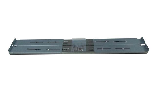 Computer server case guide rail electronic enclosures guide rail 1u 2u 3u 4u computer case slide