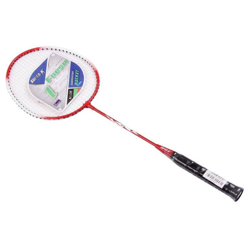 67*23*3cm Normal Quality T-JOINT Titanium Metal Badminton Racquet 1pcs Badminton Rackets For Kids Adult Training