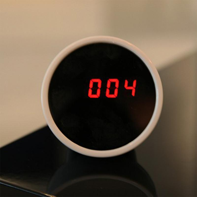 electronic alarm clock picture more detailed picture about electronic alarm clock mini desktop. Black Bedroom Furniture Sets. Home Design Ideas