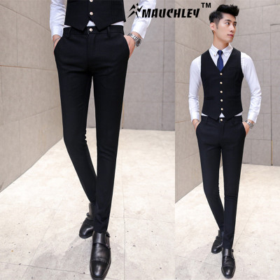 Online Buy Wholesale fitted suit pants from China fitted suit ...