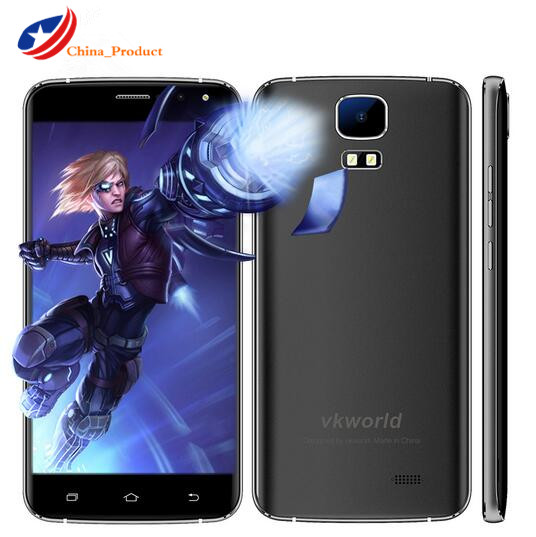 VKworld S3 3G WCDMA Smartphone Android 7 0 Quad Core 1 3Ghz 5 5 Inch Display