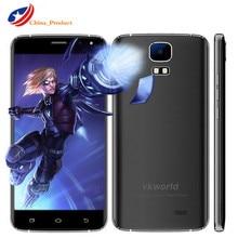Vkworld S3 3 г WCDMA смартфон android 7.0 Quad Core 1.3 ГГц 5.5 дюймов Дисплей 1 г Оперативная память 8 г Встроенная память 8MP Камера мобильного телефона