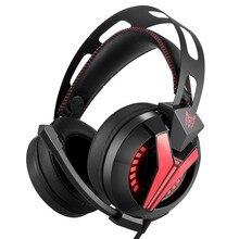 Original Bluedio Bluetooth-hörlurar med mikrofon Headset Gaming Over Ear Stereo Deep Bass Hörlurar Anti-Noise for PS4 PC