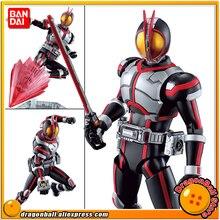 """""""Kamen Rider Faiz"""" orijinal BANDAI ruhları şekil katlı standart montaj aksiyon figürü maskeli binici Faiz plastik Model"""