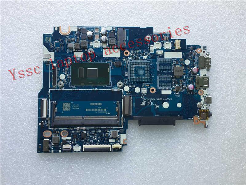 Nuevo CIUYA/YB/SA/SB/SD LA-E541P placa base para Lenovo Flex 5-Yoga 1470 520-14IKB placa base de computadora portátil 4415U CPU DDR4 100% prueba OK