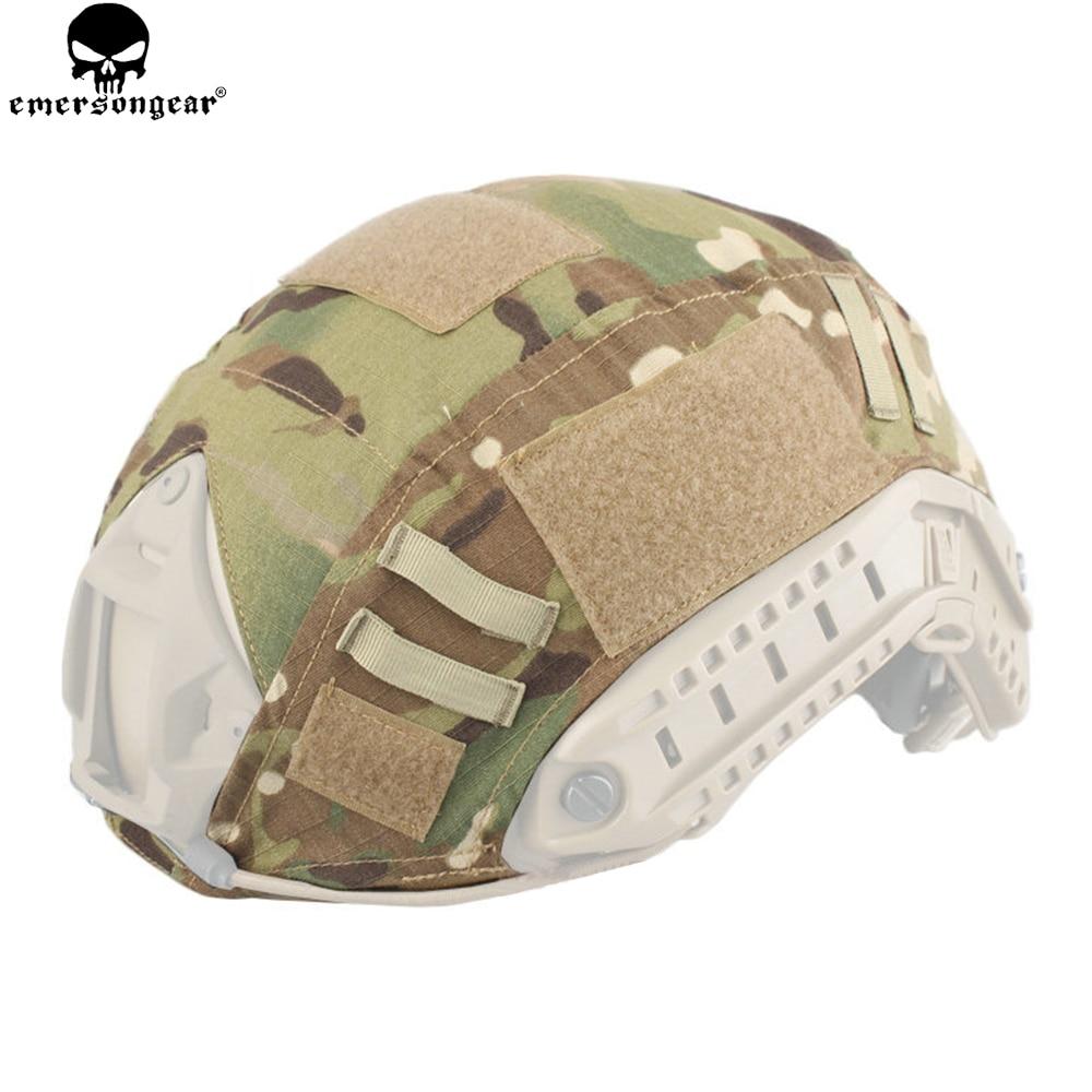 EMERSONGEAR Tactical Fast Helmet Cover Helmet Accessories For Fast Helmet Cover BJ/PJ/MH Multicam EMERSON Helmet Cover EM8825