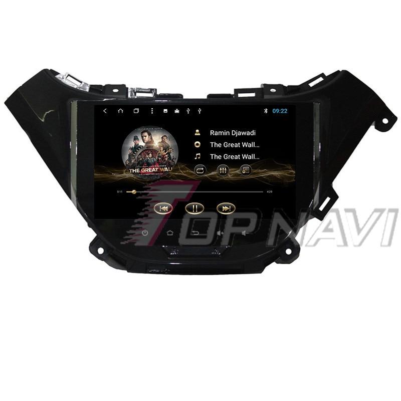 car media system For Chevrolet Malibu 2016