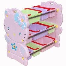 Ручки для шкафа мебель пластиковая книжная полка детский книжный шкаф детская игрушечная подставка шкаф для хранения игрушек estanterias infantiles