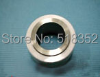 5427989 Seibu S316 Ceramic Pinch Roller Guide Roller OD35mmx ID22mmx T18mm for EW-450K1 (AWF) WEDM-LS Wire Cutting Machine Parts sodick s101c sapphire split guide a b id0 155 to 0 31mm for sodick wedm ls wire cutting machine parts