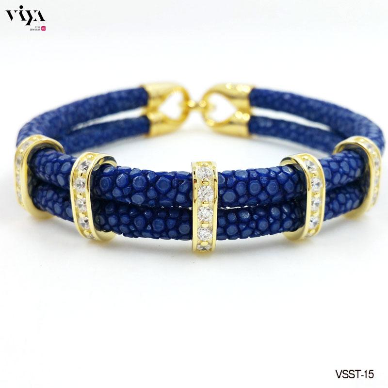 VSST-15-high-quality-rings-clasp-stingray-bracelet-17-(16)
