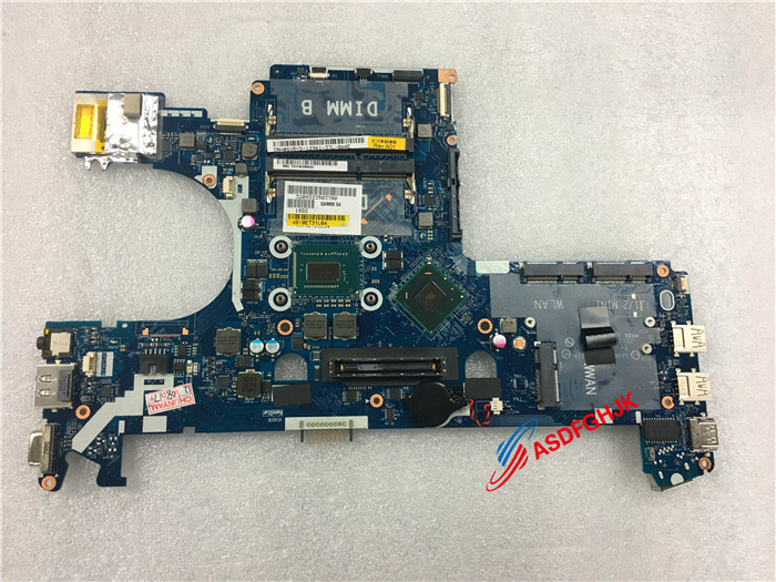 Original FOR Dell Latitude E6230 Motherboard and Base <font><b>I5</b></font>-<font><b>3340m</b></font> CPU CN-01V5YD 1V5YD 01V5YD LA-7731P free shipping image