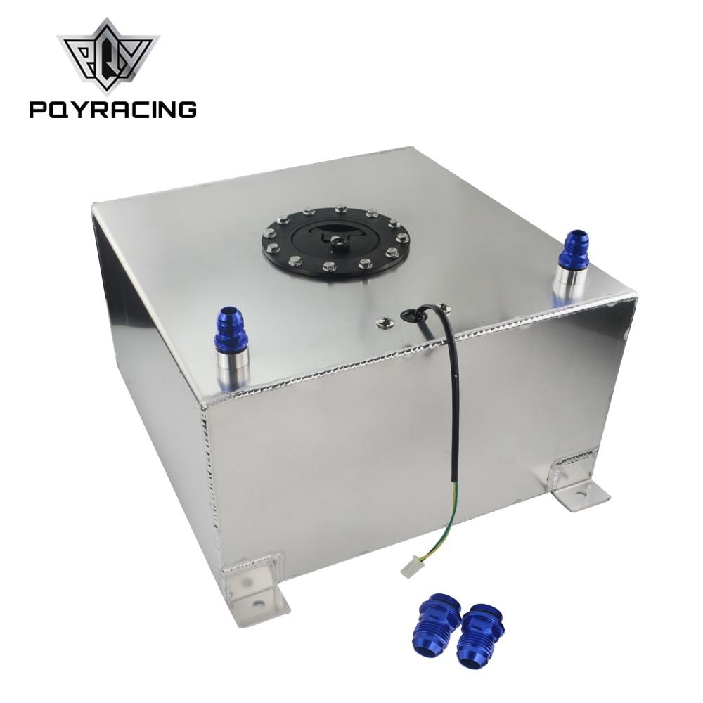 PQY 40L Aluminium Fuel Surge tank with Cap Fuel cell 40L with sensor foam inside PQY