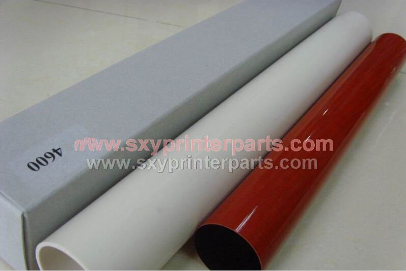 Free Shipping Original New Red Color Fuser Fixing Film Sleeve For HP Laserjet 4600 4650 Printer Spare Parts Free Shipping Original New Red Color Fuser Fixing Film Sleeve For HP Laserjet 4600 4650 Printer Spare Parts