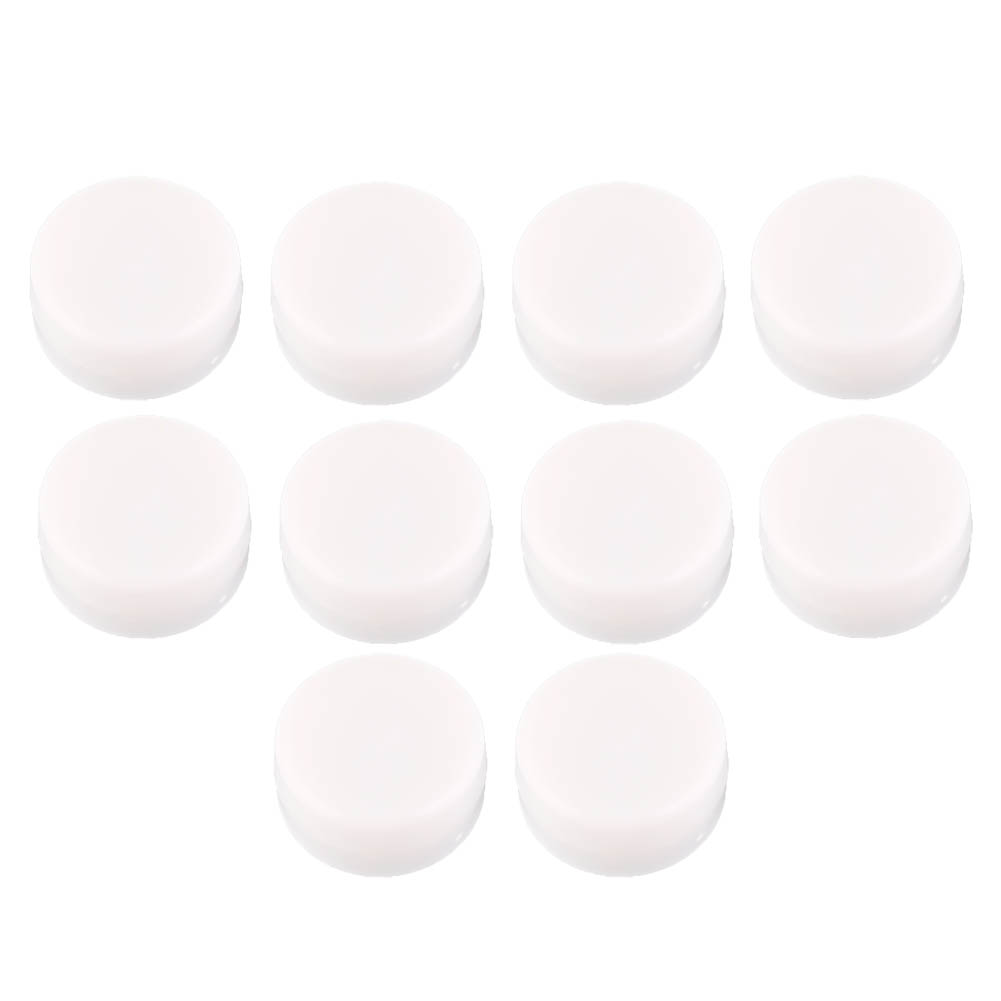 20 x White 22mm Diameter font b Toy b font Rattle Box Noise Maker Insert Pet