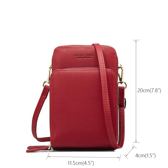 Новое поступление красочный сотовый телефон сумка модные повседневные Применение держатель для карт Малый летняя сумка через плечо для Для женщин