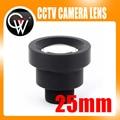 Nueva Junta 25mm lente MTV Lente de 14 Grados de Seguridad Lente Para Cámara CCTV Envío Gratis