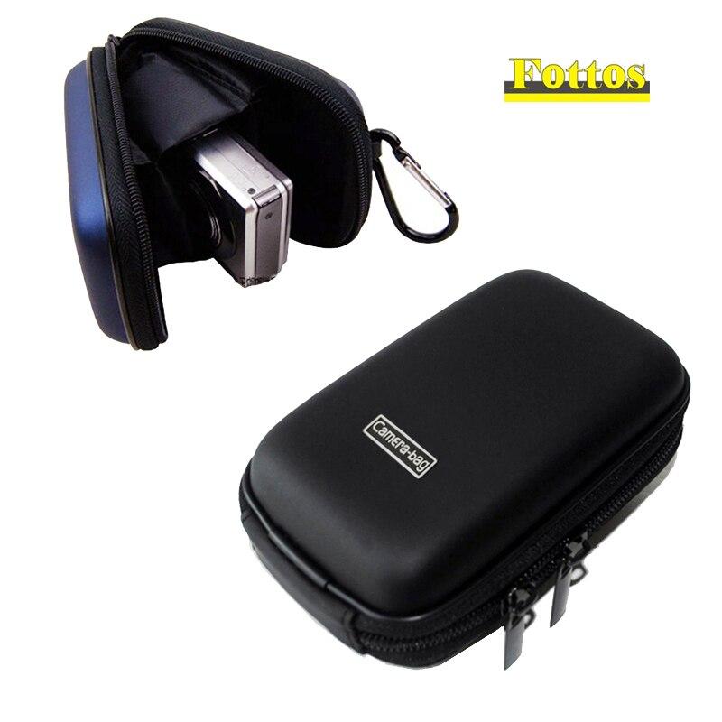 EVA bolso de cámara Digital duro caso para SONY RX100 RX100II RX10M3 IV M5 HX30 HX50 HX60 HX99 HX80 HX90 WX500 WX300 WX700 cubierta
