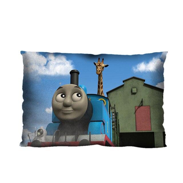 Thomas The Train Pillowcase Enchanting Animation Series Thomas And Friends Thomas Train 60 60 Inch