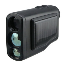Wholesale prices 600M 3 lens Solar power laser hunting range finder solar panel laser rangefinder with 8 modes