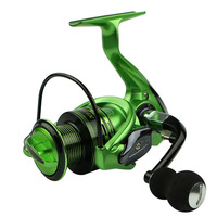 Fishing Reels 13 1BB 5 5 1 Full Metal For Fish Feeder Baitcasting Reel Spinning Reels