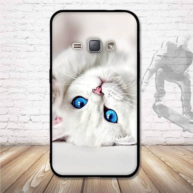 For Samsung Galaxy J1 2016 J120F Case 3D Funda Coque Silicone TPU Back Cover For Samsung J1 2016 J1 6 SM-J120F J120 Phone Case