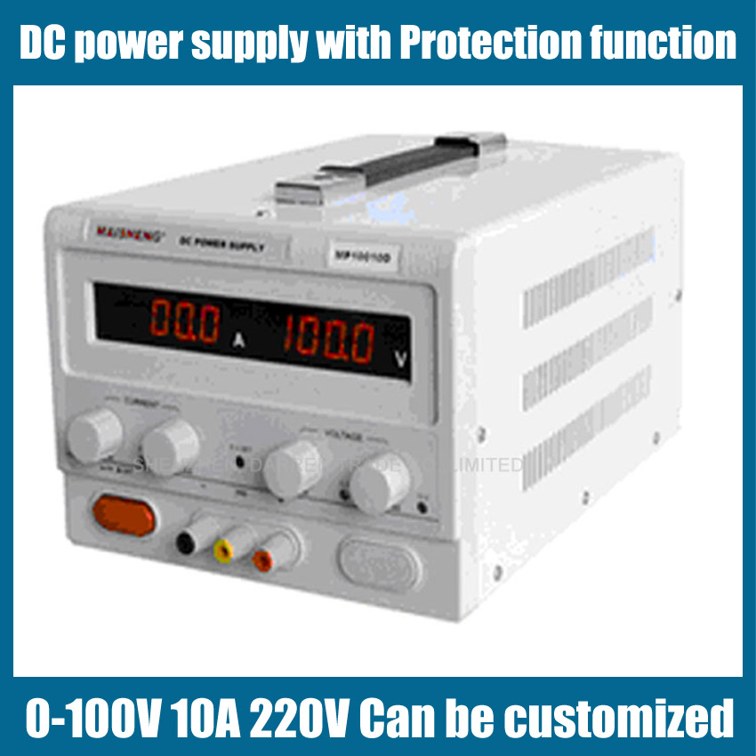 LED Voltage Regulators/Stabilizers 0-100V 10A DC  power supply Stable voltage with Protection function for battery Inverter