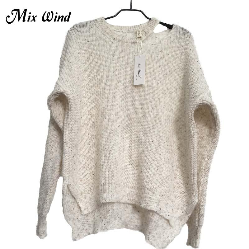 Mix Wind Winter font b Womens b font Sweaters font b Pullover b font 2017 Hollow