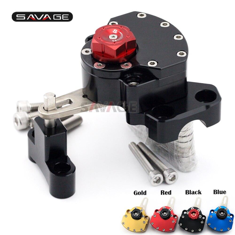 Steering Damper With Mount Bracket Kit For HONDA CB600F HORNET 2007 2013 2009 2010 2011 2012