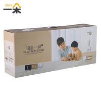 Idore Baby Diapers Ultra Thin Breathable Disposable Nappies Diaper 3 Size M L XL Couches Quick