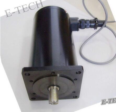 цена на High Torque NEMA 51 Stepper Motor 3 Phase 1.2 degree 37N.m (5139oz-in) Body Length 232mm CE ROHS CNC Stepping Motor