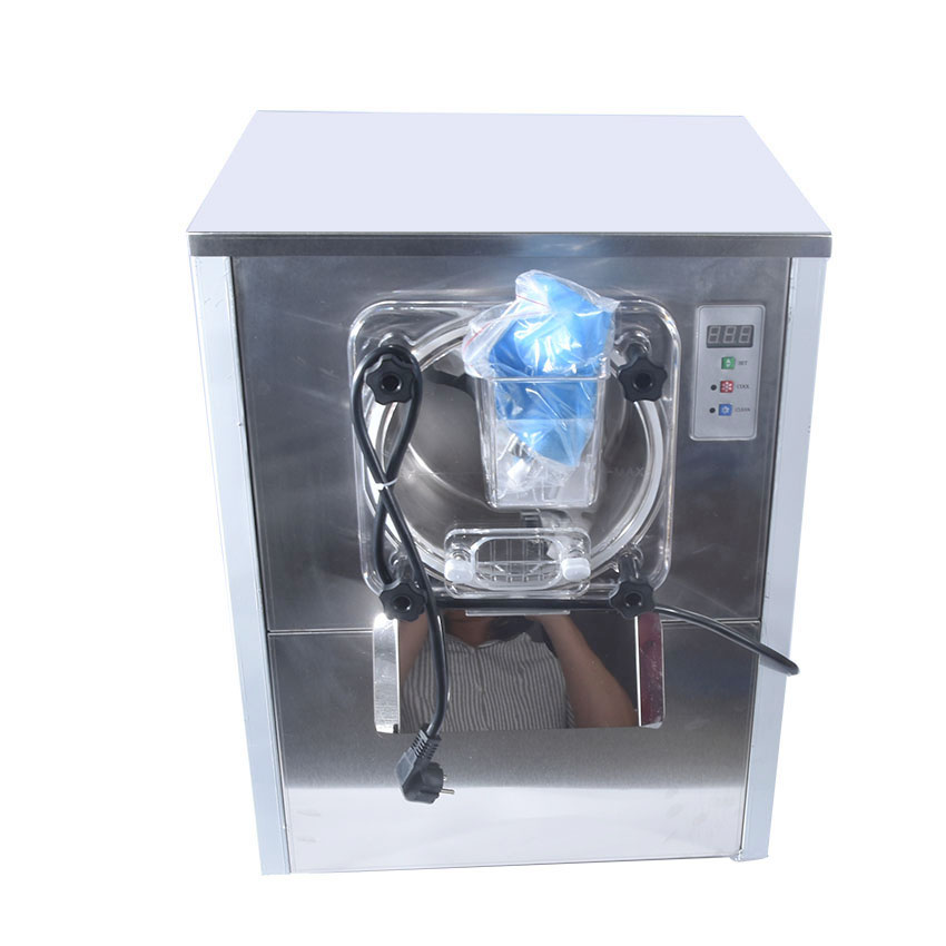 1PC Commercial hard Ice Cream Machine 12-20L/H Ice Cream maker 220V/50Hz  with 4.5L large capacity