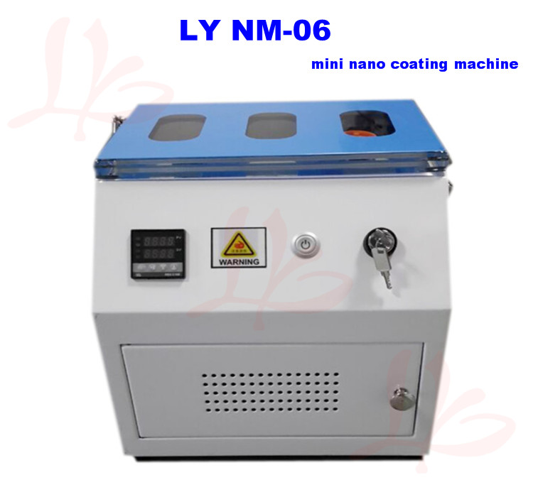 mobile waterproof vacuum nano coating machine LY NM-06