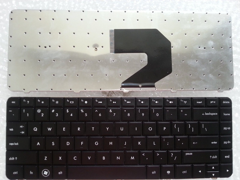 New Laptop keyboard for HP Pavilion g6-1300sp g6-1302ep g6-1305tu g6-1307ep us  layout