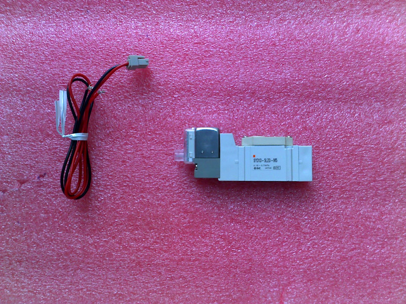 BRAND NEW JAPAN SMC GENUINE VALVE SY313-5LZD-M5 [sa] new japan smc solenoid valve syj5240 5g original authentic spot