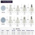 1 шт. Светодиодная лампа для выращивания MR16/E14/GU10/E27 лампы для выращивания AC220V 60 светодиодов/80 светодиодов ламповая Планта Светодиодная лампа...
