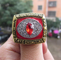 High Quality NFC 1983 Washington Redskins Super Bowl championship ring Size 11 Solid Fan gift Christmas Free shipping