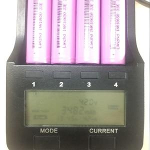Image 4 - 40PCS 18650 3.7V INR18650 Rechargeable batteries lithium li ion 3.7v 30a large current 18650VTC7 18650 battery
