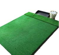 New Arrival Thickened Glue Layer Driving Range Golf Mat Set