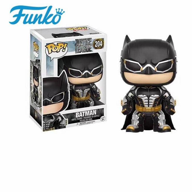 Funko Pop Heroes Spider-Man Bat Man Venom Figure Action Figure Kid Doll Toy Gift