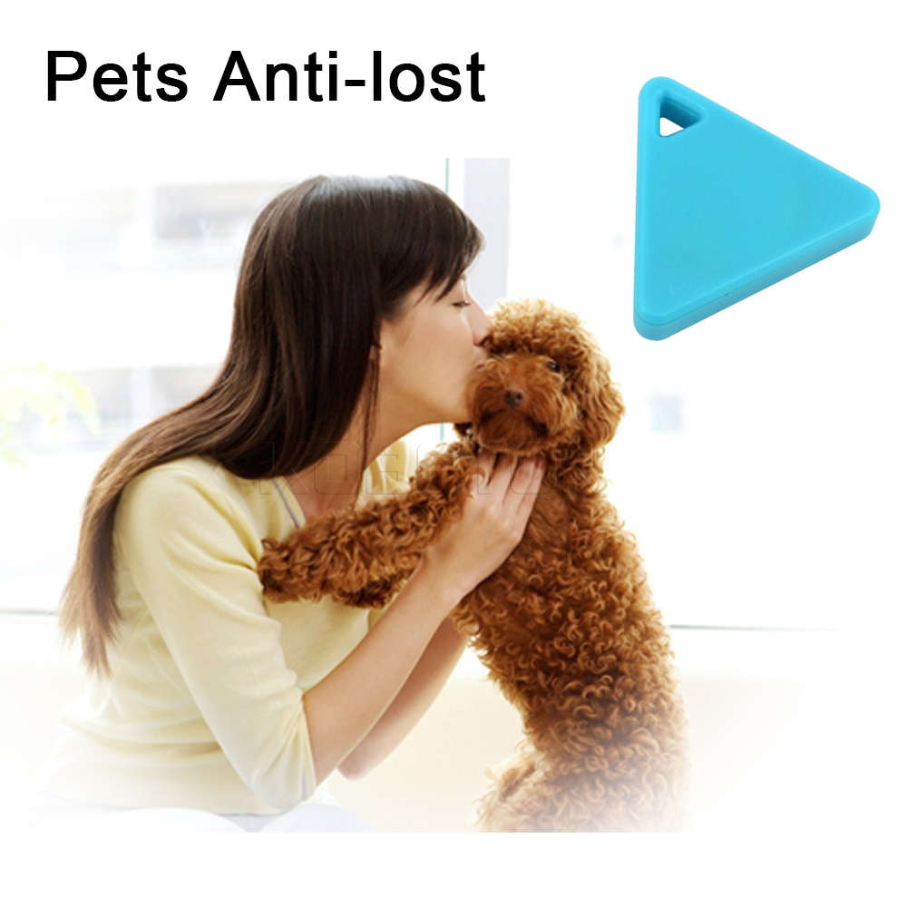 Bluetooth Tracker GPS Locator Tag Alarm Anti-lost Smart Tag Finder  Anti-lost Device for Phone Kids Pets Car Lost Reminder